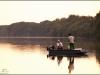 Horgászok a Tiszán